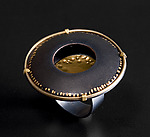 Gold & Silver Ring by Christy Klug