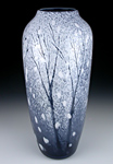 Art Glass Vase by Daniel Scogna