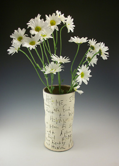 Home Vase - Ceramic Vase - by Eric Hendrick and Noelle Van Hendrick