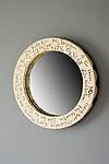 Ceramic Mirror by Eric Hendrick