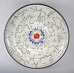 Ceramic Platter by Eric Hendrick