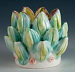Ceramic Vessel by Carol Barclay