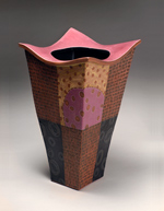 Ceramic Vessel by Connie Norman