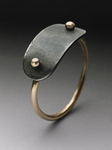 Gold Ring by Peg Fetter
