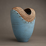 Ceramic Vessel by Hannie Goldgewicht