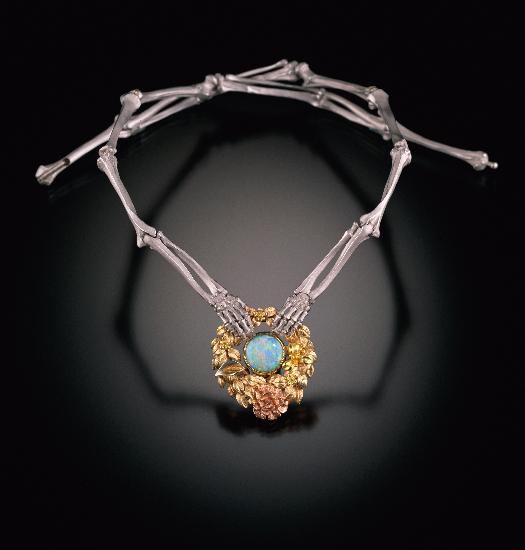 A Beautiful Ending - Necklace - by Kim Eric Lilot