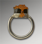 Gashapon Ring by Carolyn Tillie
