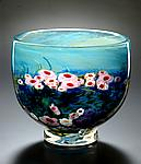 Art Glass Bowl by Shawn Messenger