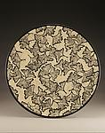 Ceramic Platter by Jennifer  Falter