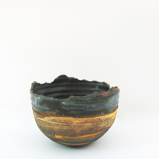 High Desert Collection Relic Bowl - Ceramic Bowl - by Tatiana Hunter