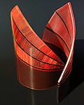 Art Glass Sculpture by Colleen Gyori