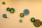 Art Glass & Ceramic Wall Art by Barbara Galazzo