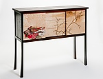 Wood Sideboard by Alison Swann-Ingram