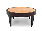 Wood Coffee Table by Gregg Lipton