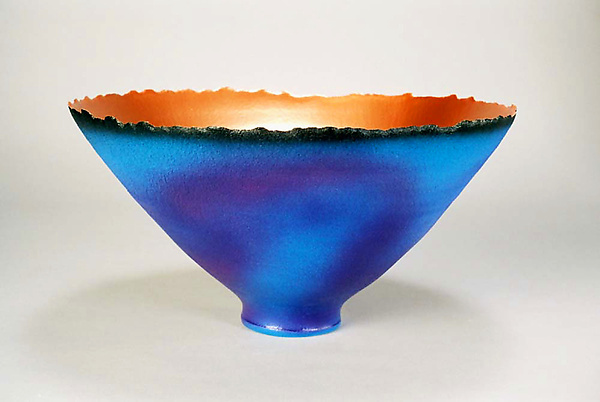 Prosperity Bowl (#8) - Ceramic Bowl - by Cheryl Williams