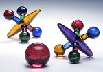 Art Glass Sculptures by Michael Trimpol