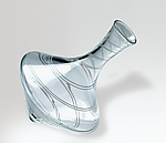 Art Glass Decanter by Nicholas Kekic