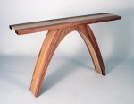 Console Table by Kerry Vesper