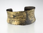 Iron & Gold Cuff by Pat Flynn
