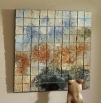 Ceramic Wall Art by Elizabeth MacDonald