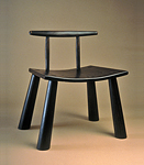 Wood Chair by Dean Pulver