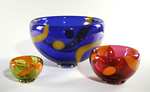 Art Glass Bowl by Cristy Aloysi