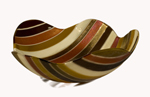 Art Glass Bowl by Renato Foti