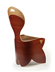 Wood Chair by Kino Guerin