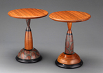Wood Occasional Table by Kimberly D. Winkle