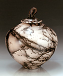Ceramic Vessel by Ron Mello