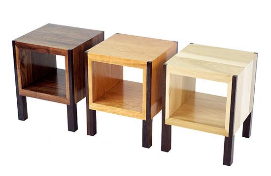 Pop Stool - Wood Stool - by Brandon Phillips