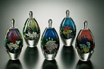 Art Glass Perfume Bottle by Shawn Messenger