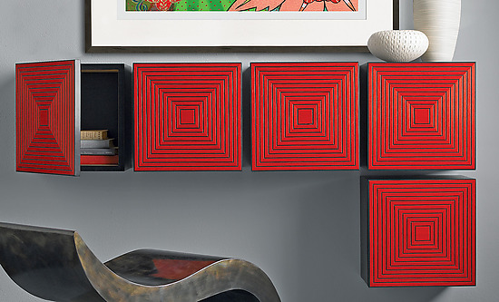 Maze Box - Wood Cabinets - by Kevin Irvin