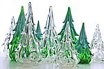 Art Glass Sculpture by Justin Tarducci