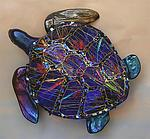 Art Glass Sculpture by Karen Ehart
