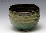 Ceramic Bowl by Ron Mello