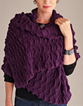 Knit Wrap by Sonya Mackintosh
