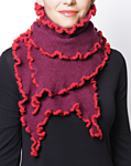 Knit Scarf by Sonya Mackintosh