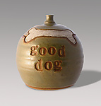 Ceramic Jar by Louise Bilodeau