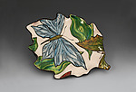 Ceramic Plate by Farraday Newsome