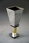 Metal Kiddush Cup by Joy Stember