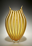 Art Glass Vase by David Patchen