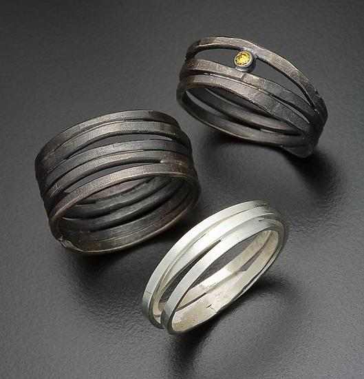 Men's Rings - Silver Ring - by Randi Chervitz