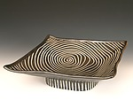 Ceramic Tray by Larry Halvorsen