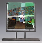 Art Glass Sculpture by Nina  Cambron