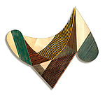 Wood Wall Art by James Nelson