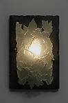 Art Glass Sconce by Rick Melby