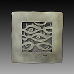 Metal Wall Art by Cherie Haney
