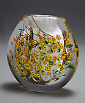 Art Glass Vase by Shawn Messenger