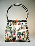 Metal Purse by Sally Prangley